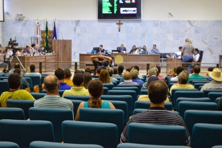 Câmara aprova reajuste dos servidores em votação única