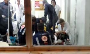 Esposa do paciente, SAMU e prefeitura desmentiram acusações. Pronto Socorro estava sendo acusado de omissão de socorro nas redes sociais.