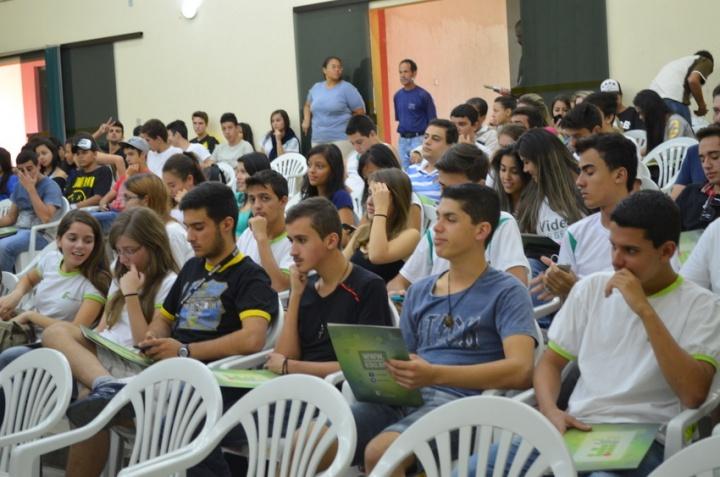 Semana da Jornada de Computação e Educação (foto: IFSuldeMinas)