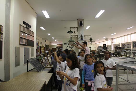 Dia 22 - 14h visita do Projeto Pé de Moleque da cidade de Cambuquira