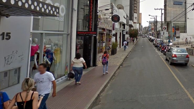 Lojistas pretendem transformar Rua Adolfo Olinto em um Shopping a céu aberto