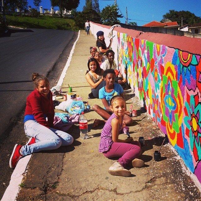 Crianças que quiserem podem participar do projeto.