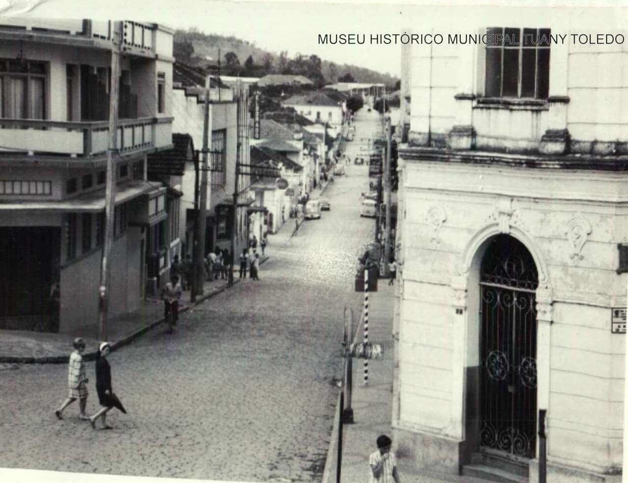 Rua Comendador José Garcia- 1970