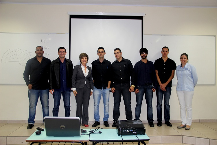 Apresentação do projeto para a CooperRita. Foto: Divulgação FAI