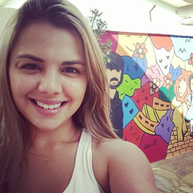 Giovanna Brandão. Foto: Arquivo Pessoal