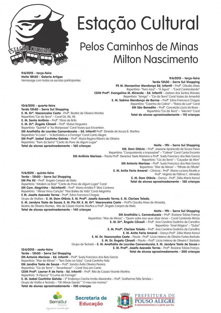 Divulgação Prefeitura de Pouso Alegre