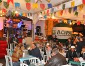 Além das tradicionais barracas de comidas e bebidas, o 'Arraiá' também terá bingo com diversos brindes.