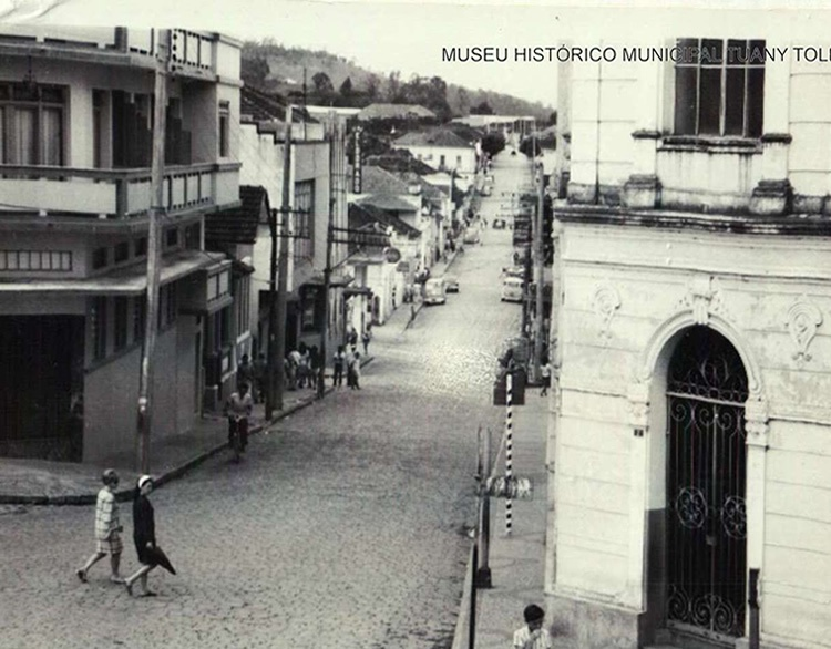 Foto do Acervo do Museu Histórico Municipal Tuany Toledo