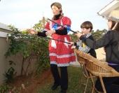 Entre no clima das festas juninas preparando estas brincadeiras.