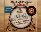 4 bandas se apresentaram em 12 horas de festa. Festival começa as 15h do sábado e termina as 03h do domingo.