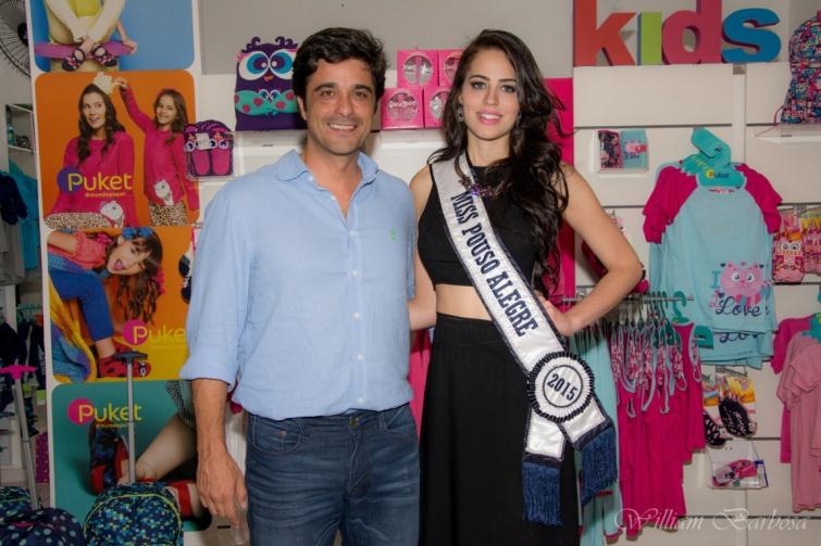 Presidente do Sindvale, <a class='post_tag' href='http://pousoalegre.net/topicos/alexandre-magno/' ><a class='post_tag' href='http://pousoalegre.net/topicos/alexandre-magno-2/' >Alexandre Magno</a></a> de Moura, e Miss Pouso Alegre, <a class='post_tag' href='http://pousoalegre.net/topicos/luana-oliveira/' >Luana Oliveira</a>