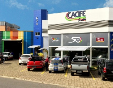 Neste ano a Cacife Tintas comemora 50 anos. Confira como foi a história de um das empresas de maior destaque em Pouso Alegre.