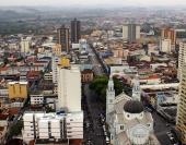 """Pouso Alegre só não foi a mais violenta entre todas as cidades devido o alto número de """"Roubos consumados"""" em Alfenas e Passos."""
