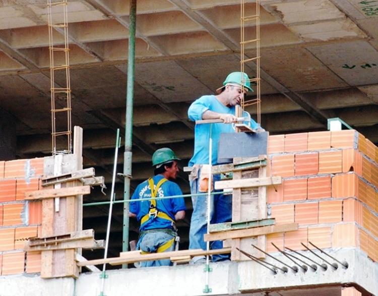 Inflação da construção civil aumenta em maio. Foto: Arquivo Agência Brasil