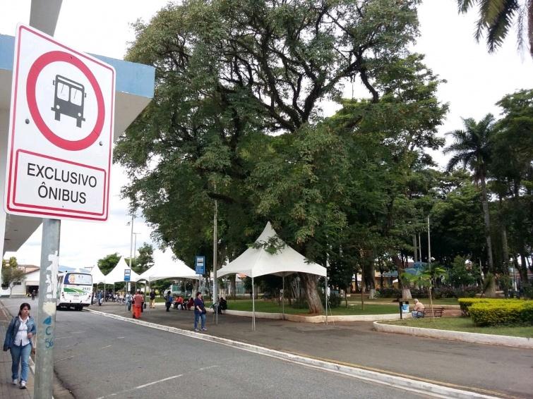 Ponto Final na Praça João Pinheiro