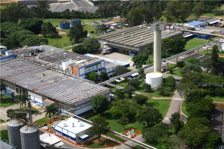 Unilever tem fábrica e centro de distribuição em  Pouso Alegre