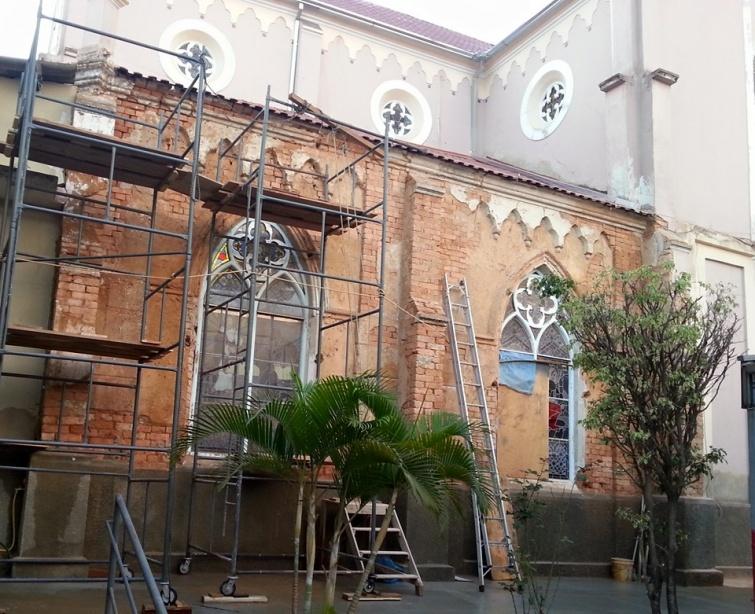 Festa da Padroeira busca arrecadar fundos para reforma do Santuário.