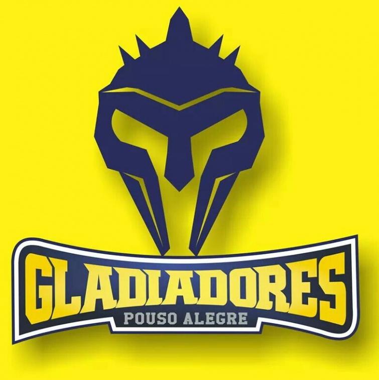 Nova identidade visual dos Gladiadores