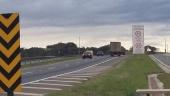 Flagrantes registraram velocidades de até 177km/h em locais onde velocidade deveria ser de 80km/h. Alem de pontos na CNH, multas aplicadas variam de R$ 85,13 a R$ 574,64