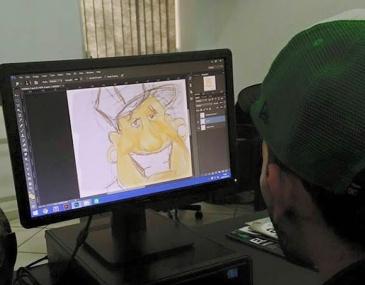 As inscrições para a próxima turma de Illustrator da ETC já foram iniciadas. As vagas são limitadas.