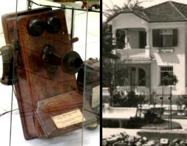 Saiba como era o uso do telefone antigamente em Pouso Alegre