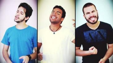 Trio de vocalistas já conquistou 150 mil fãs no facebook e mais de 1 milhão de visualizações de seus vídeos no Youtube.