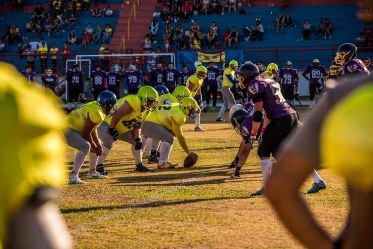 Foto: Divulgação Assessoria PA Gladiadores