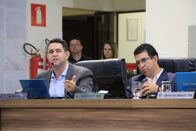 """Paulo Valdir: """"Pedir uma margem tão elevada de remanejamento explicita falta de planejamento"""""""