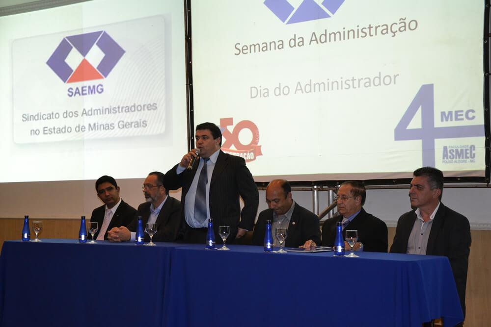 Vice Diretor da Asmec, Cleber Moura. Foto: PousoAlegre.net