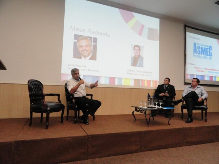 Evento terá palestras e proporcionará o encontro e network entre administradores da região.