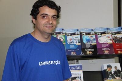 Rafael Lima de Paula, 1º ano A. Foto: Divulgação FAI