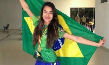 A atleta Bárbara Hellen Rodrigues, de 14 anos, levou a medalha de ouro no Campeonato Pan-americano de Karatê neste final de semana em Santa Cruz de La Sierra, Bolívia. Barbara conquistou a medalha na final contra uma atleta da Venezuela com o placar de 7 x 1. Com a vitória a pouso-alegrense vai representar o […]