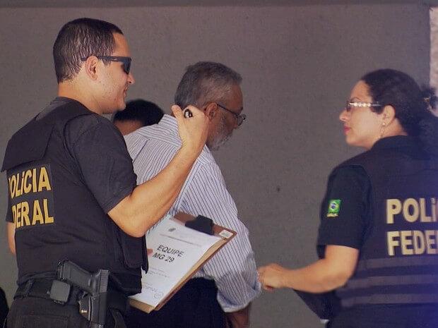 Um dos lideres da Seita foi preso em Pouso Alegre(Foto: Reprodução EPTV)