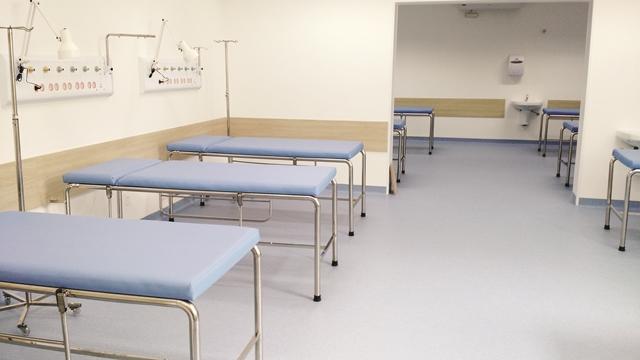 Novo pronto-socorro foi inaugurado nesta sexta-feira (16) em Pouso Alegre (Foto: Divulgação/ Hospital das Clínicas Samuel Libânio)