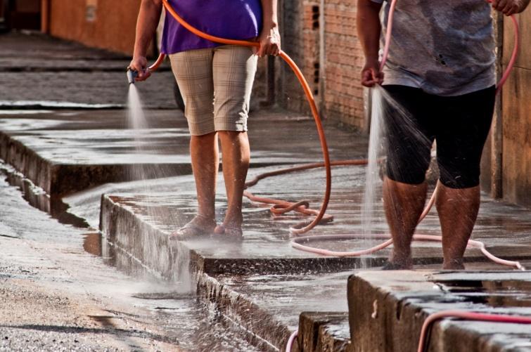 Projeto prevê multa para desperdício de água em Pouso Alegre.
