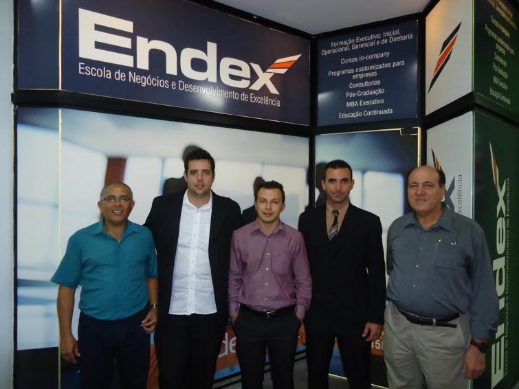 A Escola de Negócios Endex iniciou suas atividades, em setembro de 2015, com cursos de extensão e em breve oferecerá cursos de pós-graduação (modalidade presencial e a distância) e Graduação (modalidade a distância).