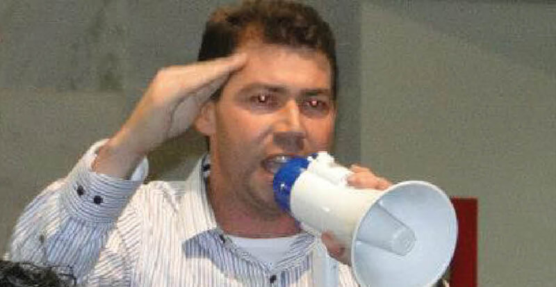 Adriano da Farmácia. Foto: Ascom Câmara