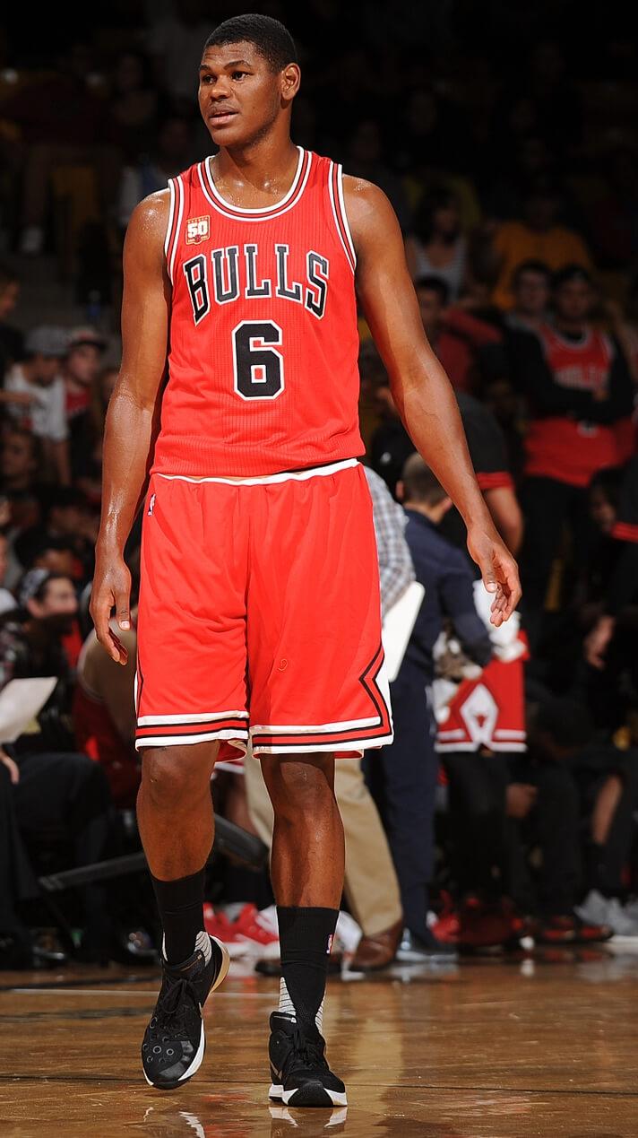 Pousoalegrense tem ganhado cada dia mais espaço nos Bulls. Foto: Getty Images