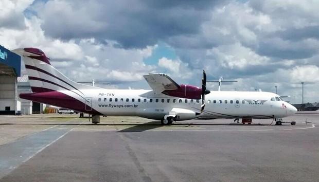 Empresa criada em 2014, Flyways poderá operar voos em Varginha (Foto: Divulgação Flyways)