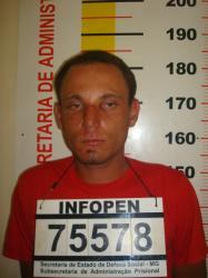Weberson já possui passagem pela polícia. Foto; Reprodução Blog do Airton Chips