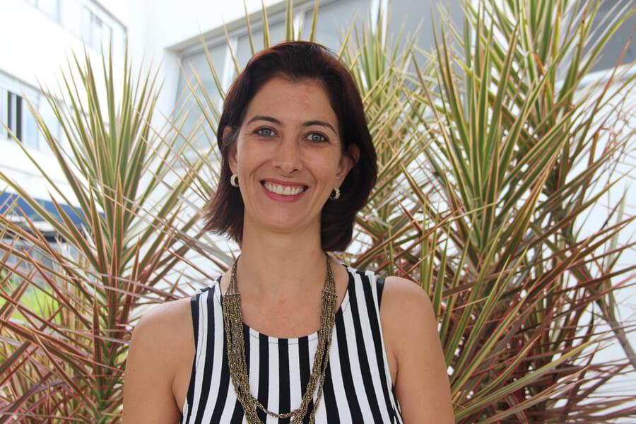 Gislaine de Carvalho Barros, pós-graduanda em Gestão Estratégica de Marketing