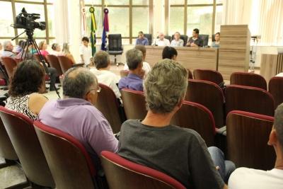 Em café com a imprensa, vereadores da Mesa Diretora da Câmara apresentam itens de reforma administrativa