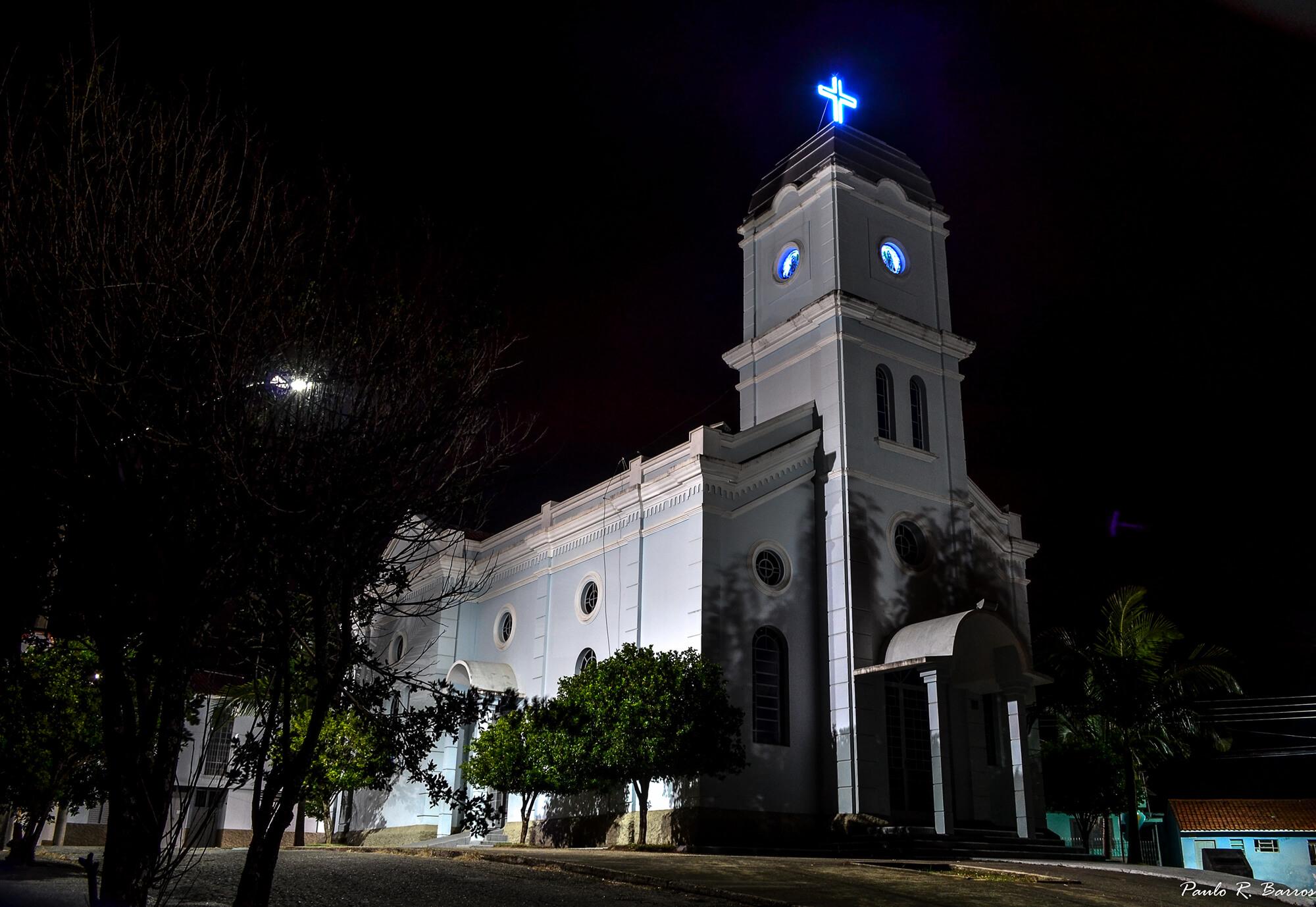 Capela Nossa Senhora de Fátima. Foto: Paulo Barros