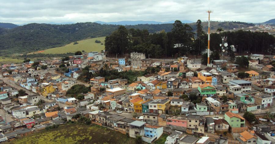 Bairro São João. (Foto: Costa Manso)