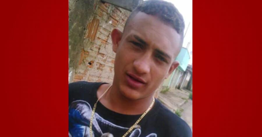 Jovem foi morto a tiros no bairro São Cristóvão. Foto: Redes Sociais.