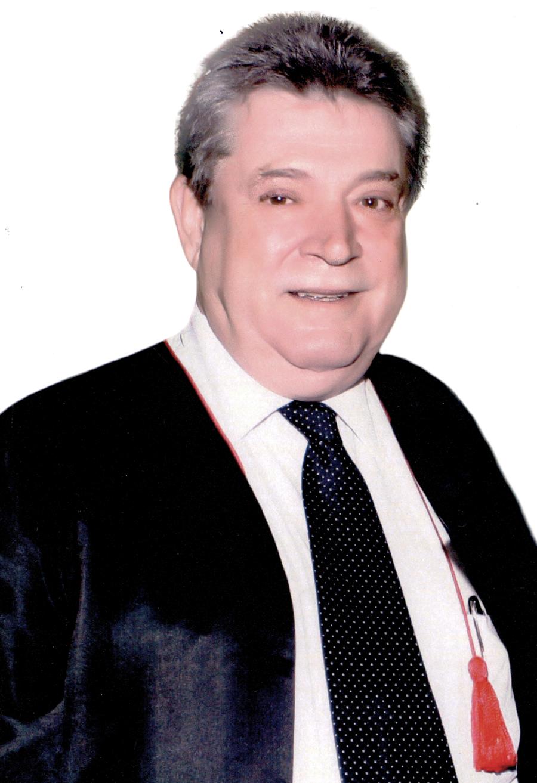 Antônio Tadeu Ribeiro, que atuou na faculdade durante 39 anos. Foto: FDSM
