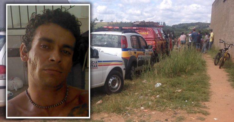 Corpo da vítima foi encontrado em um lago no bairro Faisqueira.