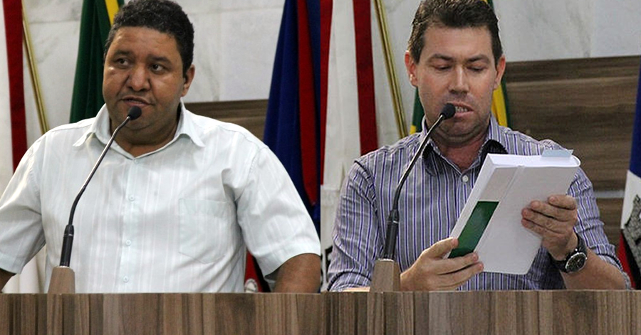 Os autores do projeto, vereador Flávio Alexandre e Adriano Cesar. Para eles, o projeto ajuda a oferecer igualdade de oportunidade com as pessoas sem deficiência.