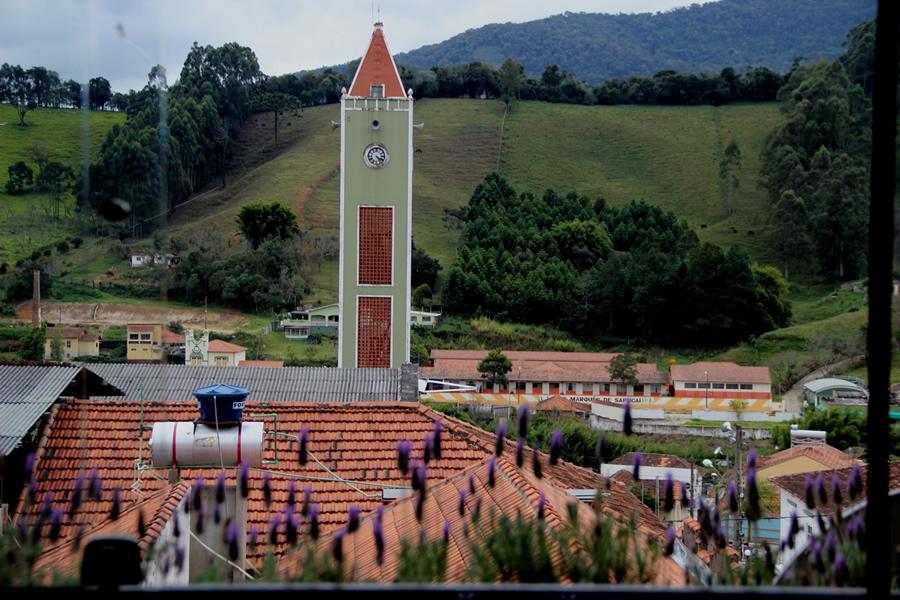 Delfim Moreira é uma cidadezinha charmosa e aconchegante, incrustada na Mantiqueira.