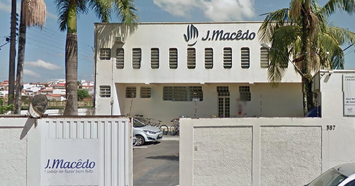 Fábrica da J.Macedo esta sendo fechada em Pouso Alegre.